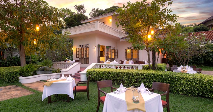 The Vijitt Resort Phuket | Restaurants & Bars