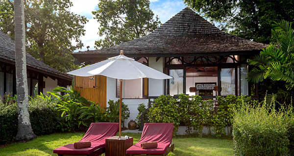 The Vijitt Hideaway Package