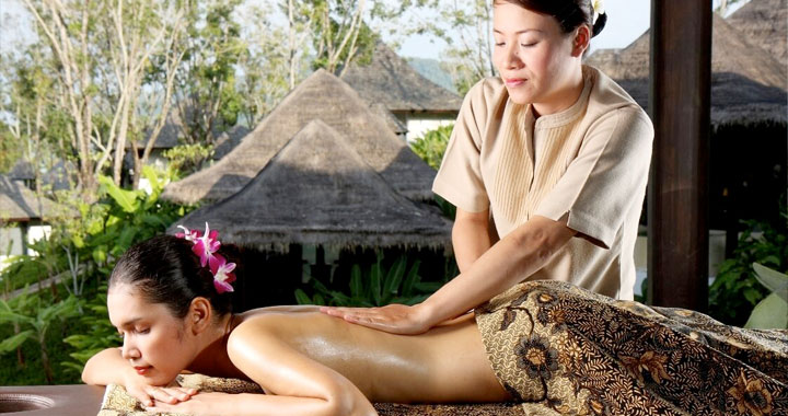 The Vijitt Resort Phuket | The Spa