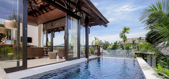 Prime Pool Villas
