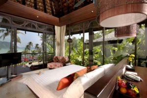 001_Deluxe Seaview Villa_Bedroom The Vijitt Resort Phuket
