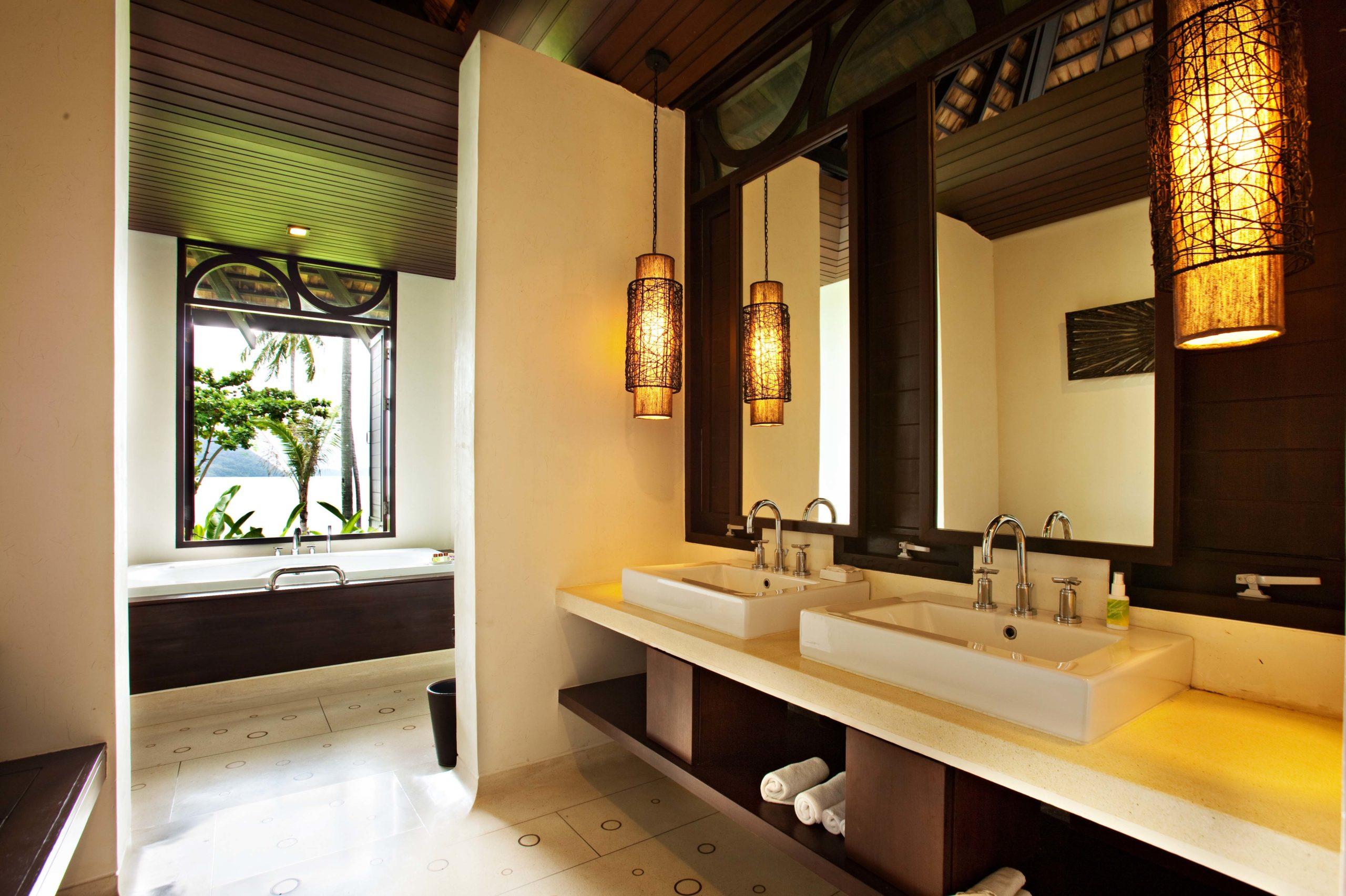 005_Deluxe Beachfront Villa_Bathroom The Vijitt Resort