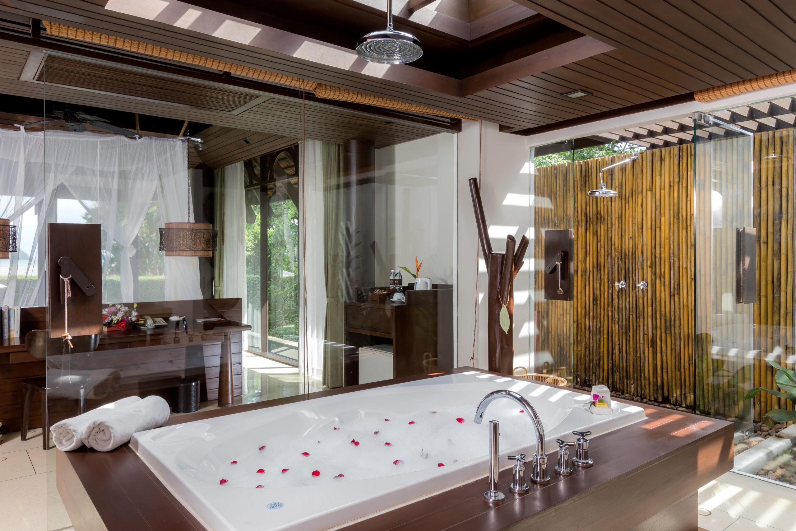 009_Vijitt Pool Villa_Bathroom The Vijitt Resort Phuket