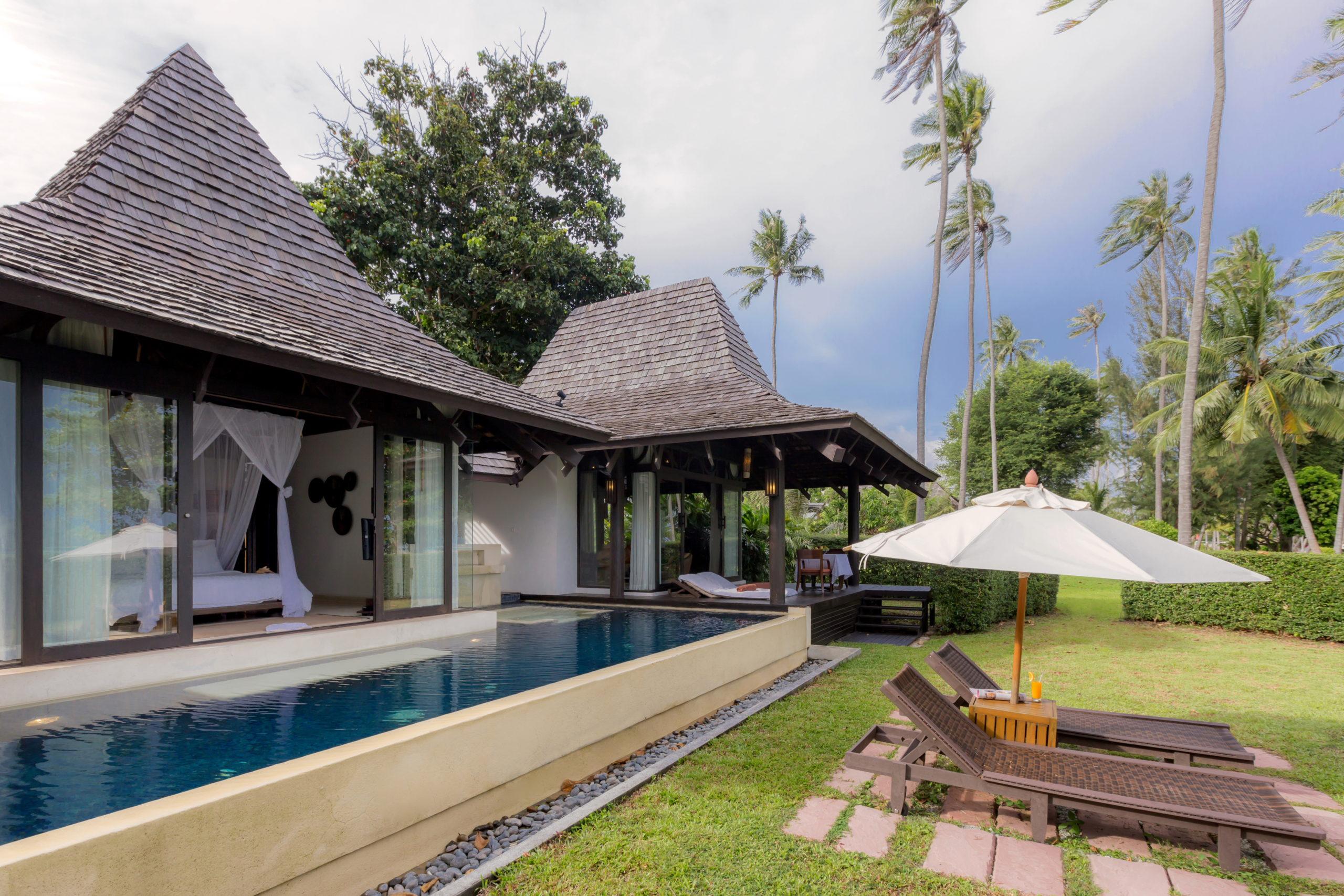 014_Vijitt Pool Villa Exterior The Vijitt Resort Phuket
