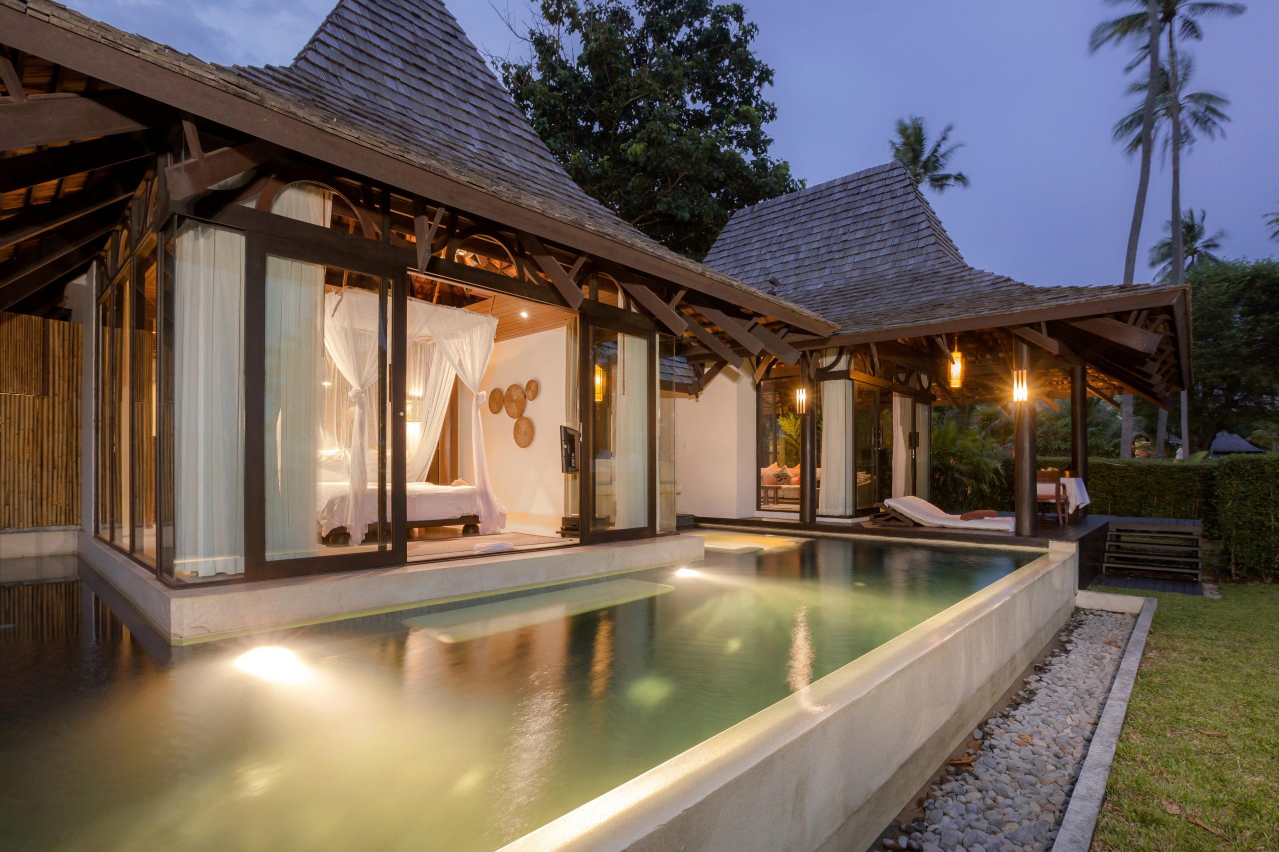 016_Vijitt Pool Villa Exterior The Vijitt Resort Phuket