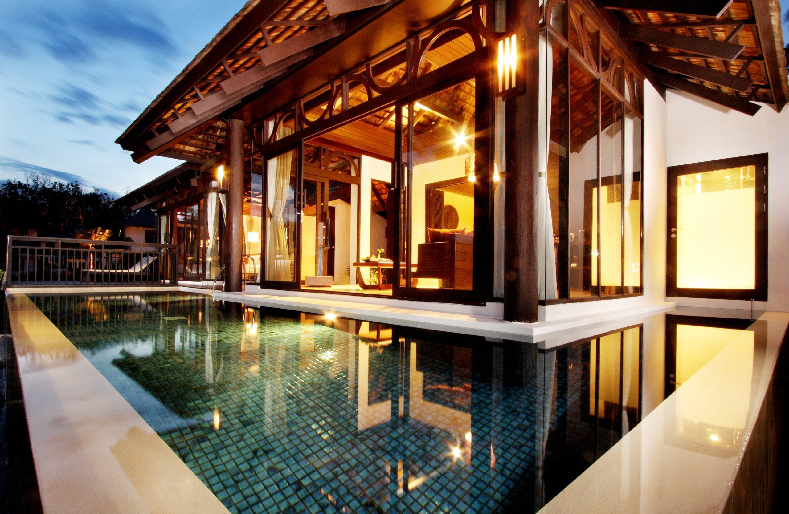 018_Two-Bedroom Pool Villa_Terrace The Vijitt Resort Phuket